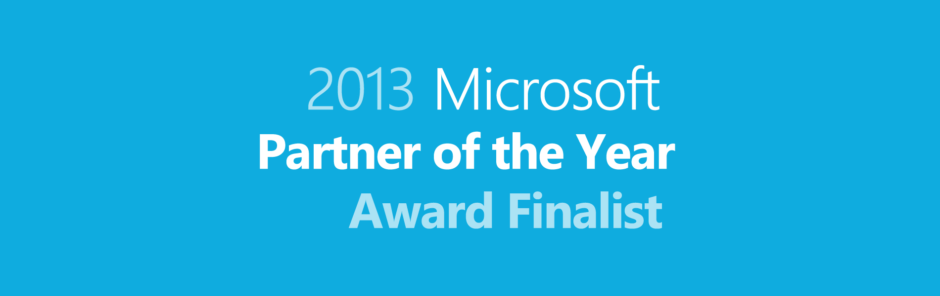 Simpson Associates Named as Microsoft Partner of the Year Finalist