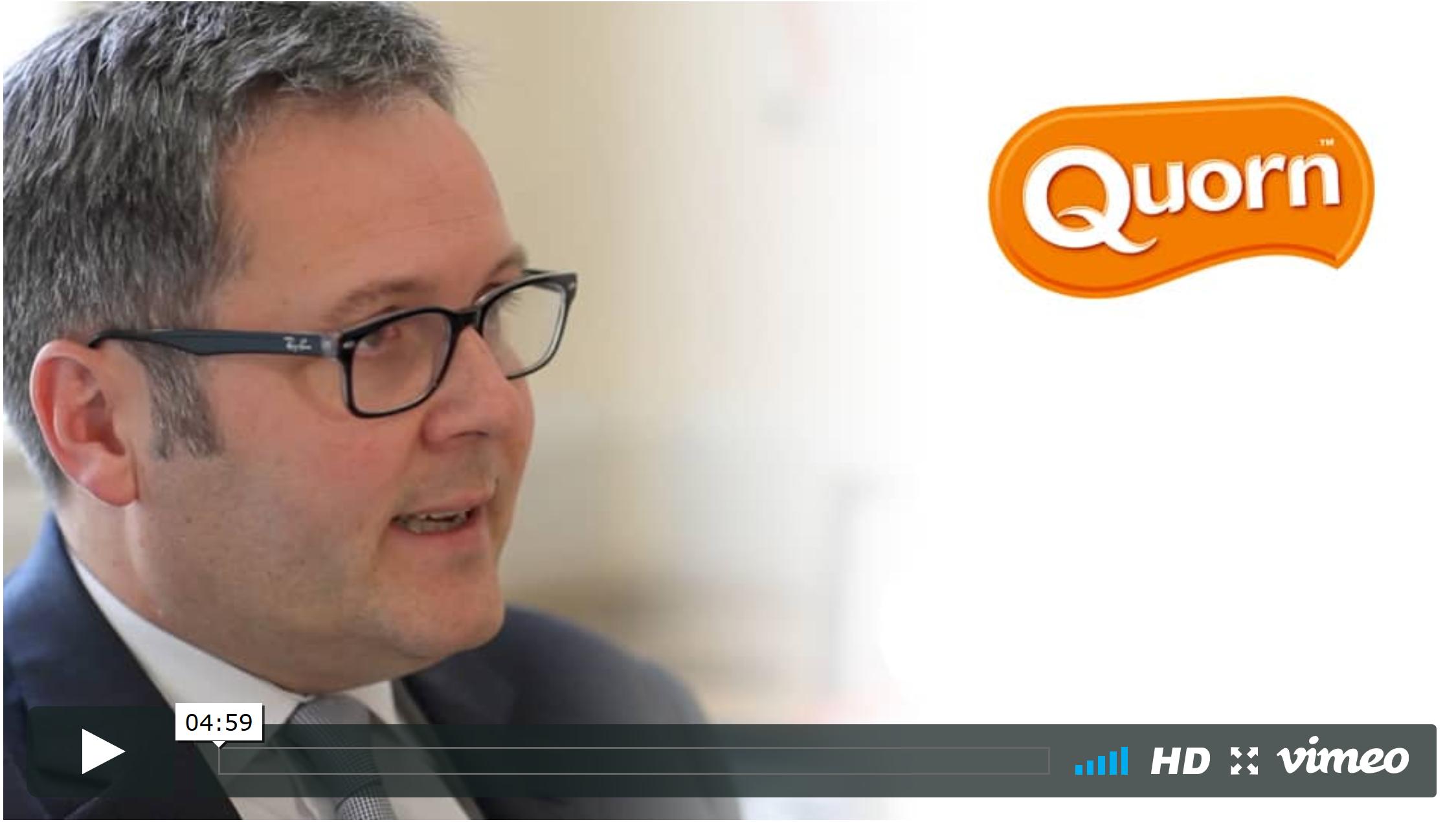 Quorn BOARD Case Study Video
