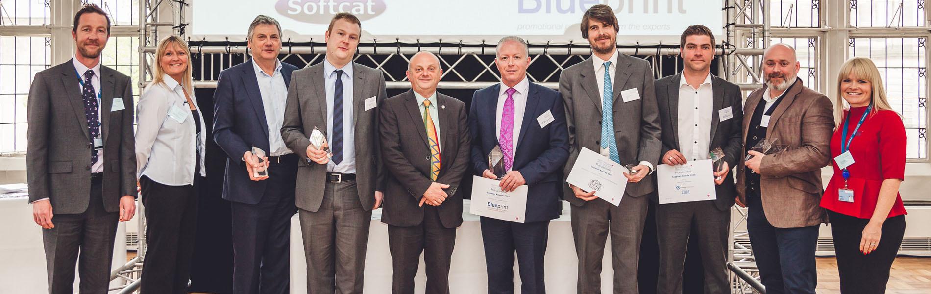 Simpson Associates win award for TM1 solution at Nottingham Trent University