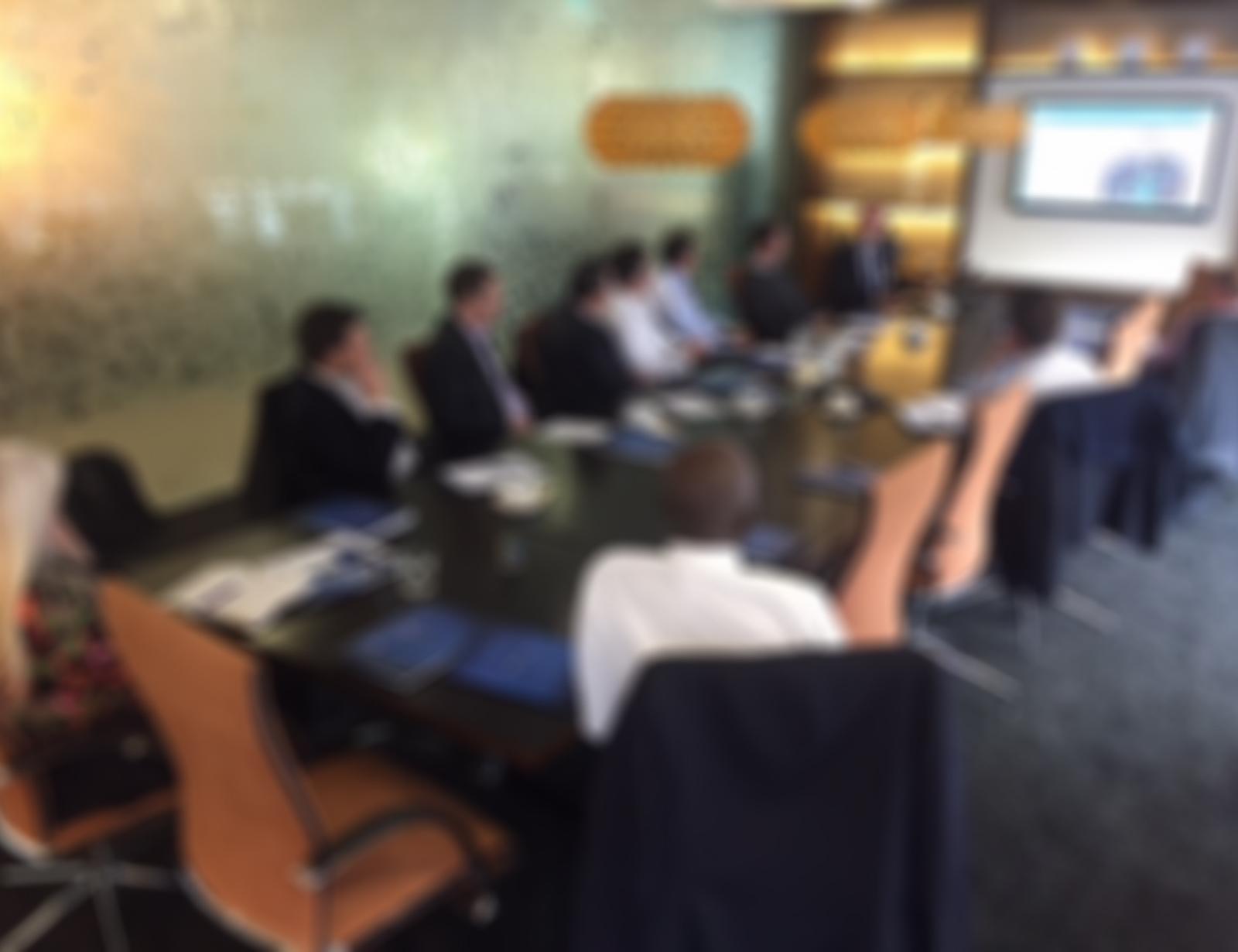 Simpson Associates & IBM Legal Roundtable
