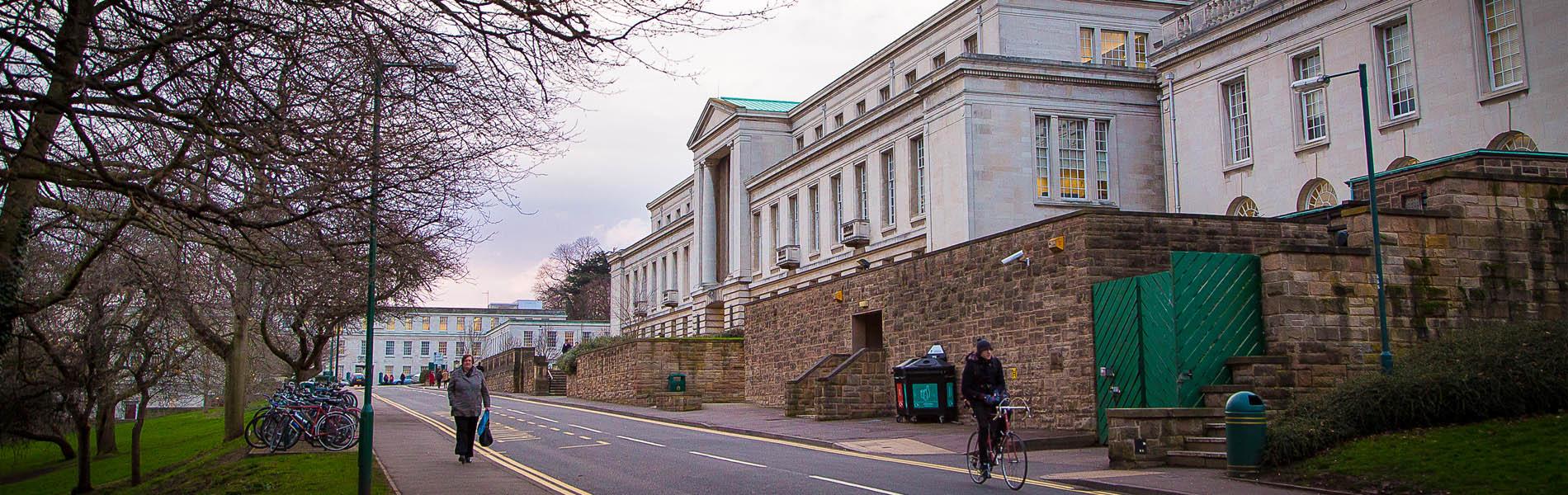 The University of Nottingham – Management Information Hub