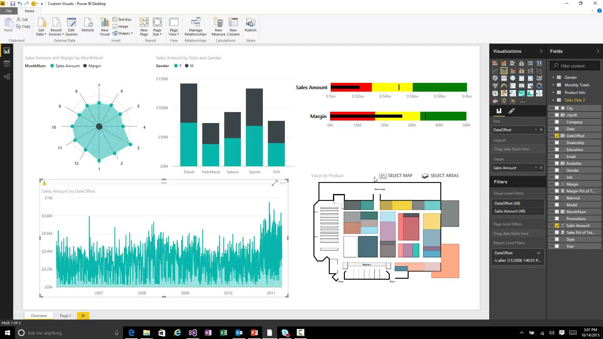 Power BI Premium Whitepaper