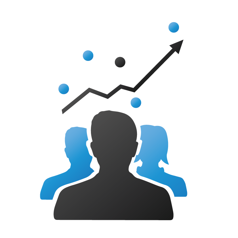 Conversion Analytics Icon