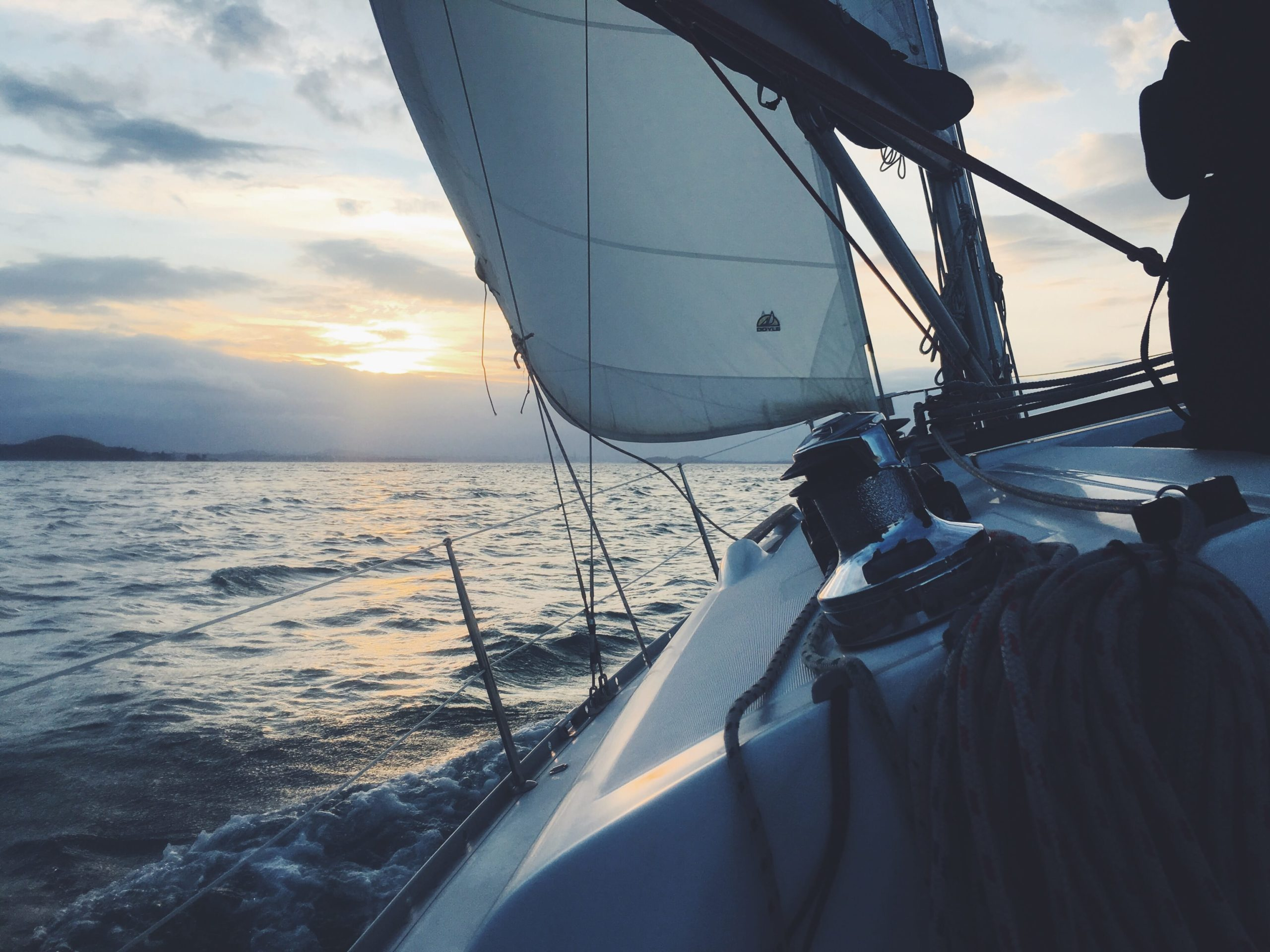 Financial Planning is like sailing a boat