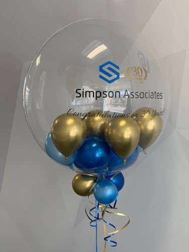Thirty Years of Simpson Associates
